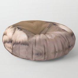 Silk Floor Pillow