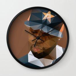 J DILLA Wall Clock