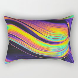 NOVEMBER HEARTACHE Rectangular Pillow