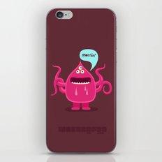 Mornin' moment : idokungfoo.com iPhone & iPod Skin