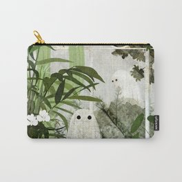 There's A Ghost in the Greenhouse Again Carry-All Pouch