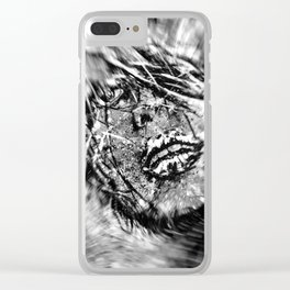 Storm Is Coming Motion Dream Clear iPhone Case