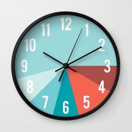 Kiddy Clock (Québécois - BP) Wall Clock