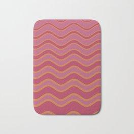 psychedelic Pattern #5 Bath Mat