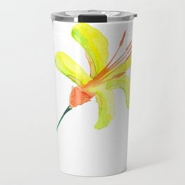 flor de cítrico Travel Mug