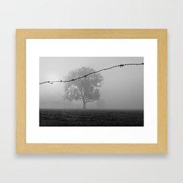 3 Layers Framed Art Print