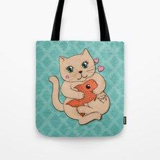 Sushi Love Tote Bag