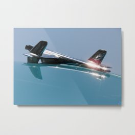 Hood Take~off Metal Print