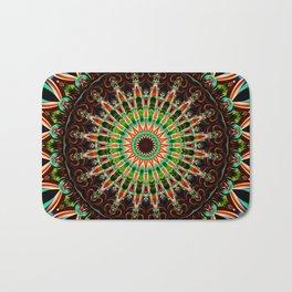 Mandala India Style 3 Bath Mat