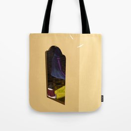 Past the queen Tote Bag