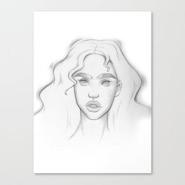 jklajdix 0.1 Canvas Print