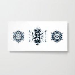 NOXY BLUE I Metal Print