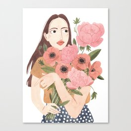 Leonora Canvas Print