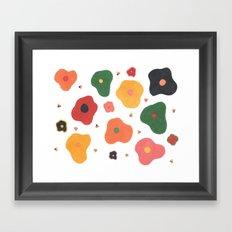 Summertime Reunion Framed Art Print
