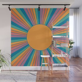 Sunshine State Wall Mural