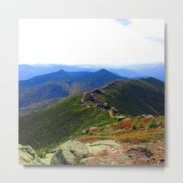 Franconia Ridge Metal Print