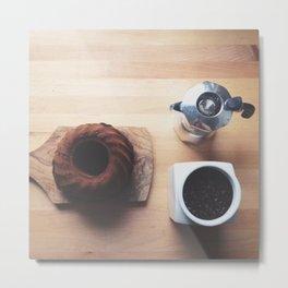 coffee break Metal Print