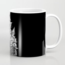 Vulture and Pine Coffee Mug