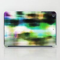 techno iPad Cases featuring Techno Dream by Idle Amusement