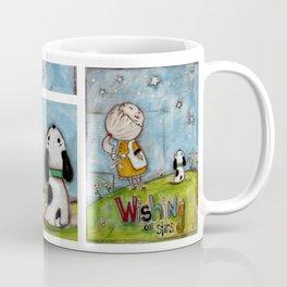 Wishing on Stars - by Diane Duda Coffee Mug