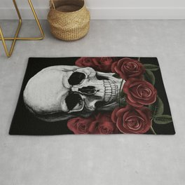 BOUQUET OF DEATH Rug