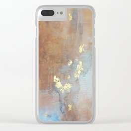 Burning Me Up Clear iPhone Case