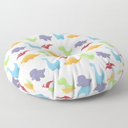 Dinosaur Pattern Floor Pillow