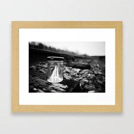 Seven Matches II Framed Art Print