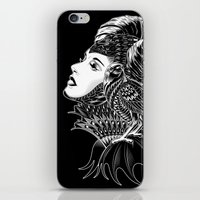 bioworkz iPhone & iPod Skins featuring Maleficent Tribute by BIOWORKZ