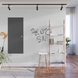 The Witch is IN ! Wall Mural