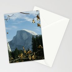 Half Dome Stationery Cards