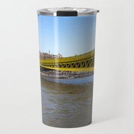 Pont Mirabeau over the Seine - Paris Travel Mug