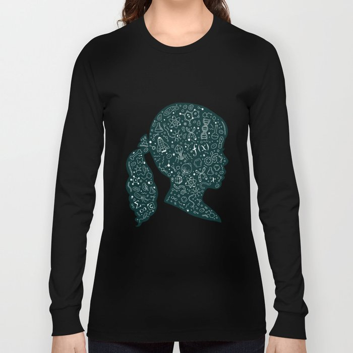 In a Science State of Mind Long Sleeve T-shirt