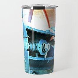 Old Steam Travel Mug