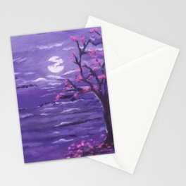 A sense of spring Stationery Cards