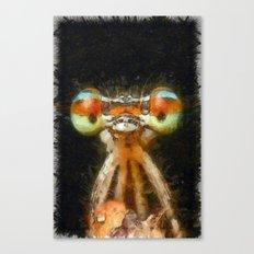 mantis 2 Canvas Print