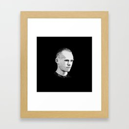 Christopher Froome Framed Art Print