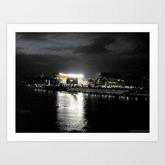 City of Champions Art Print