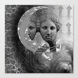 The Beast Moon Canvas Print