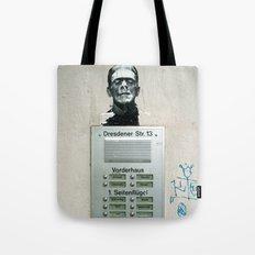 franky Tote Bag