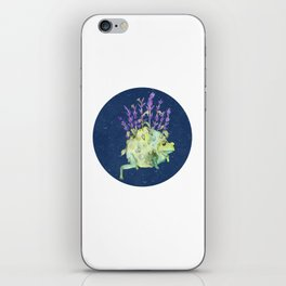 Flora Toad iPhone Skin