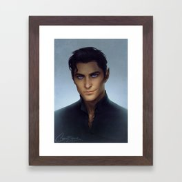 Rhys Framed Art Print