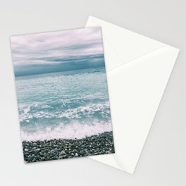 Menton Beach Stationery Cards