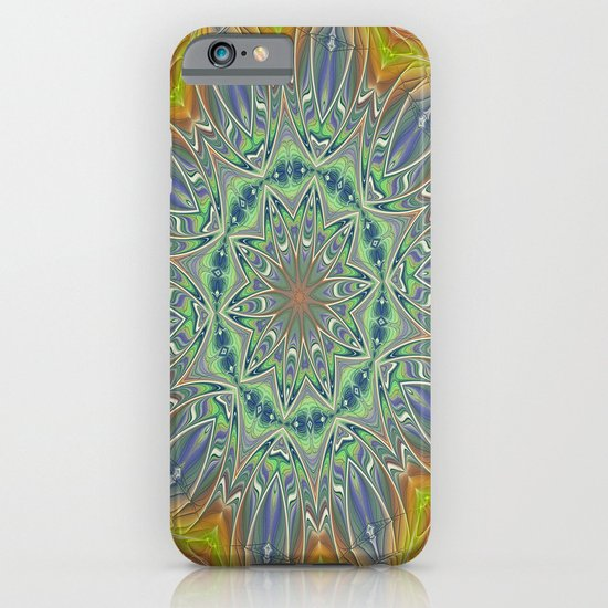 Square Abstract 003 iPhone & iPod Case