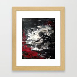 No Framed Art Print