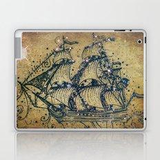 The Great Sky Ship Laptop & iPad Skin