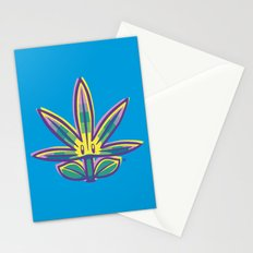 Super Weed Stationery Cards