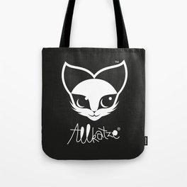 ALLKATZE * Space Cat - Weltraum-Katze - Chat d'Espace Tote Bag