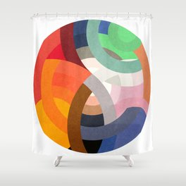 Into my arms 1/3 Shower Curtain