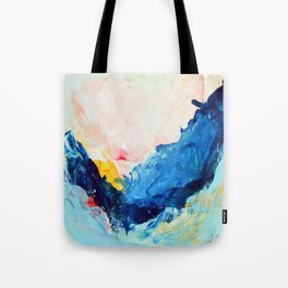 Your Leap of Faith Tote Bag